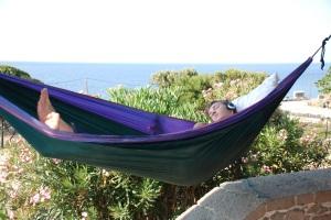 Hugh napping on Sunday