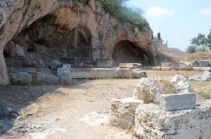 Plutonion at Eleusis